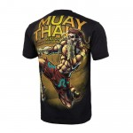 T-shirt PIT BULL WEST COAST Muay Thai