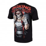 T-shirt PIT BULL WEST COAST Boxing