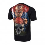 T-shirt PIT BULL WEST COAST Terror Brain