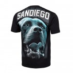 T-shirt PIT BULL WEST COAST San Diego 19