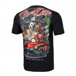 T-shirt PIT BULL WEST COAST City Of Dogs 19 czarny
