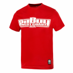 T-shirt PIT BULL WEST COAST Classic Boxing red