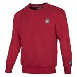 Bluza PIT BULL WEST COAST Small Logo17 burgund
