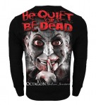 BLUZA OCTAGON QUIET OR BE DEAD
