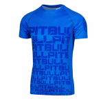 Rashguard PIT BULL WEST COAST Hightree blue