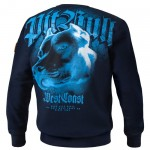 Bluza PIT BULL WEST COAST Blue Eyed Devil VI navy