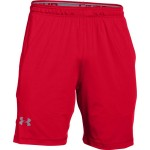 Spodenki UNDER ARMOUR 8in Raid Short czerwone-600