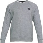 Bluza UNDER ARMOUR Rival Fleece Crew szary-036