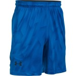Spodenki UNDER ARMOUR UA RAID 8 NOVELTY SHORT niebieski-789