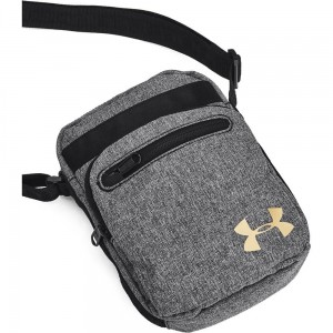 Torebka Under Armour UA Crossbody SZARA
