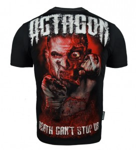 T-shirt OCTAGON Death Can't Stop Us