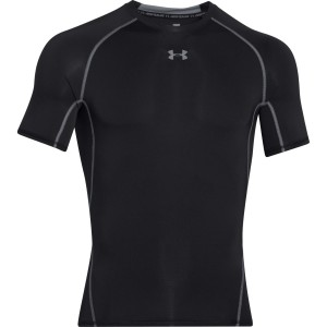 Rashguard UNDER ARMOUR  HG SS czarny-001