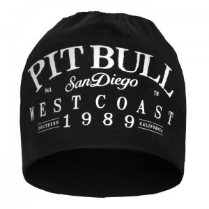 Czapka PIT BULL WEST COAST Oldschool black