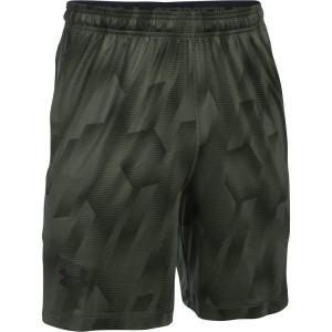 Spodenki UNDER ARMOUR UA RAID 8 NOVELTY SHORT ciemnozielony-330