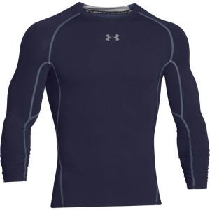 Rashguard UNDER ARMOUR UA HG ARMOUR LS granatowy-410