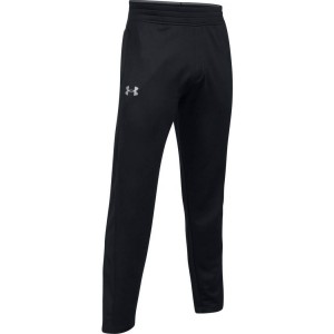 Spodnie UNDER ARMOUR Terry czarne-001