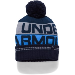 Czapka zimowa UNDER ARMOUR Men's Retro Pom Beanie 2.0-410