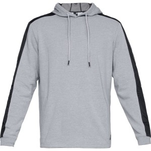 Bluza z kapturem UNDER ARMOUR Threadborne Terry PO Hoodie szary-035