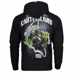 Bluza z kapturem OMERTA Cartel Land