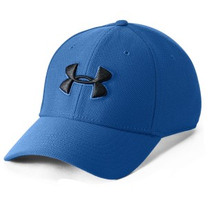 Czapka UNDER ARMOUR Men's Blitzing 3.0 Cap niebieska-400