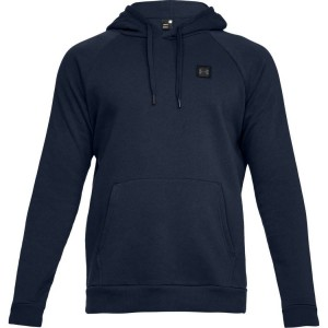 Bluza z kapturem UNDER ARMOUR Rival Fleece PO Hoddie navy-408