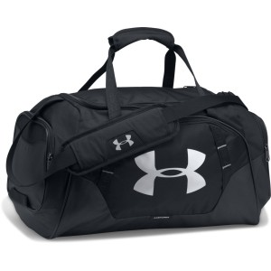 Torba treningowa UNDER ARMOUR Undeniable Duffle 3.0 small czarna -001