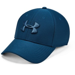 Czapka UNDER ARMOUR Men's Blitzing 3.0 Cap granatowa -438