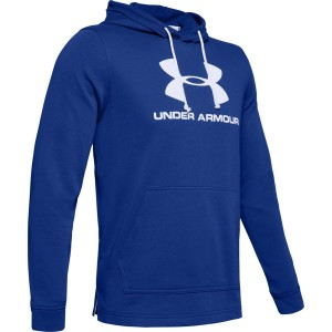 Bluza z kapturem UNDER ARMOUR Sportstyle Terry Logo Hoodie -400