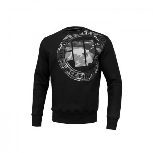Bluza PIT BULL WEST COAST All Black Camo 19