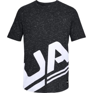 T-shirt UNDER ARMOUR UA Sportstyle Branded czarny-001