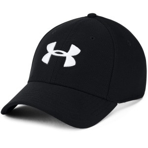 Czapka UNDER ARMOUR Men's Blitzing 3.0 Cap czarna -001
