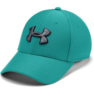 Czapka UNDER ARMOUR Men's Blitzing 3.0 Cap zielona -454