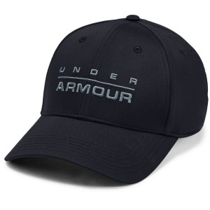 Czapka UNDER ARMOUR Men's Wordmark STR Cap -001