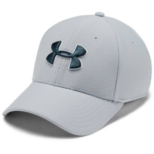 Czapka UNDER ARMOUR Men's Blitzing 3.0 Cap szara -011