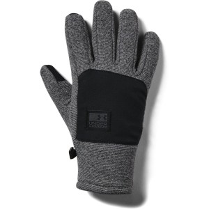 Rękawiczki UNDER ARMOUR Men's CGI Fleece Glove black-001