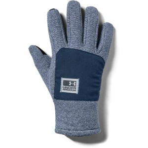 Rękawiczki UNDER ARMOUR Men's CGI Fleece Glove szare -408
