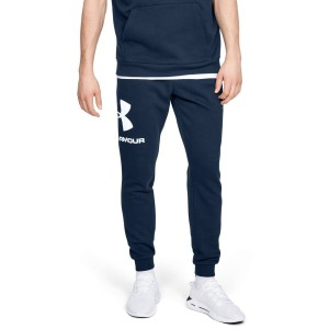 Spodnie UNDER ARMOUR Rival Fleece Sportstyle Logo jogger -408