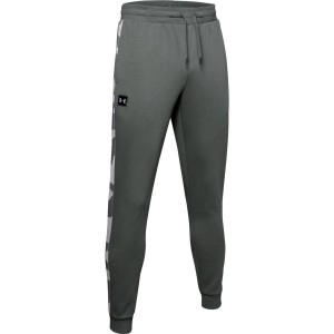 Spodnie UNDER ARMOUR Rival Fleece Printed Jogger -012