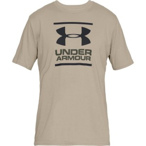 T-shirt UNDER ARMOUR UA GL FOUNDATION SS T -299