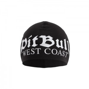 Czapka PIT BULL WEST COAST Old Logo 19 Czarna