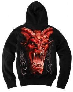 Bluza z kapturem PIT BULL WEST COAST Terror Devil