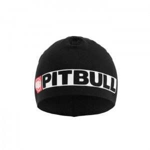 Czapka PIT BULL WEST COAST Athletic 19 Czarna