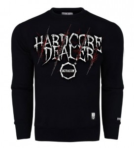 Bluza OCTAGON HARDCORE DEALER 19