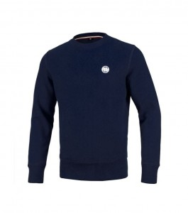 Bluza PIT BULL WEST COAST Small Logo 19 D. NAVY