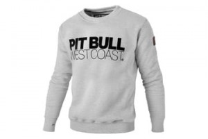 Bluza PIT BULL WEST COAST TNT grey