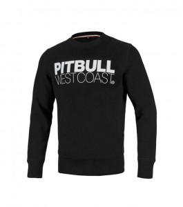 Bluza PIT BULL WEST COAST TNT black