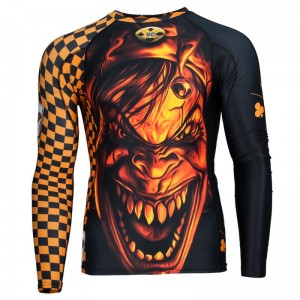 Rashguard long EXTREME HOBBY NIGHTMARE