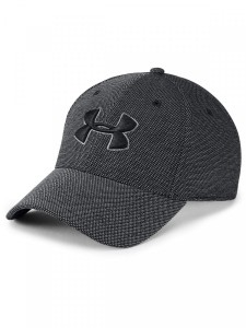 Czapka UNDER ARMOUR Men's Heathered Blitzing 3.0