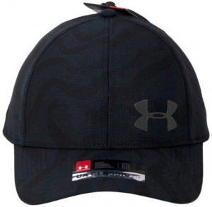 Czapka UNDER ARMOUR Men's Airvent Core Cap 2.0 -001