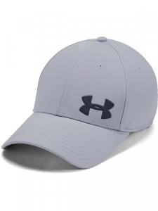 Czapka UNDER ARMOUR Men's Headline 3.0 Cap szara -011